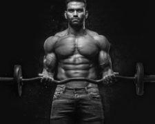 Kazeina  wpływ na mięśnie